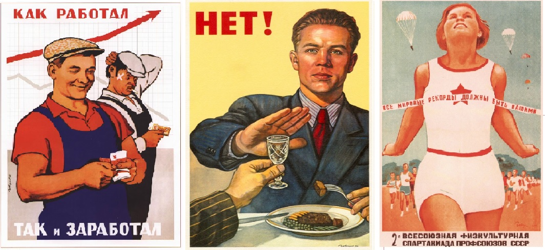Russians posters